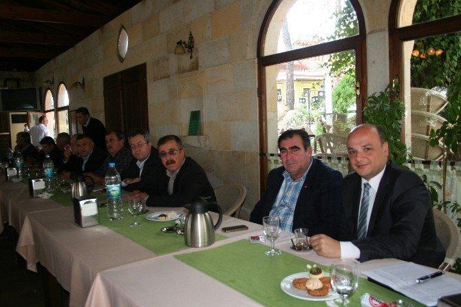 Antalya'da Pamuk Sezonu Açıldı