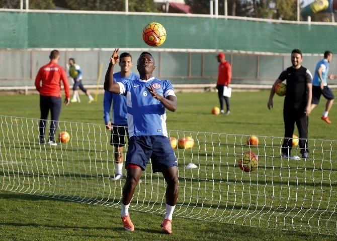 Antalyaspor'da Kasımpaşa Maçı Hazırlıkları Başladı