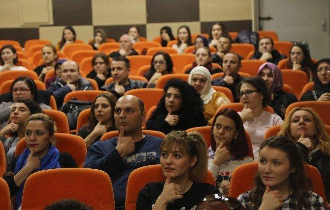 Atakum'da 'İşaret Dili Kursu'
