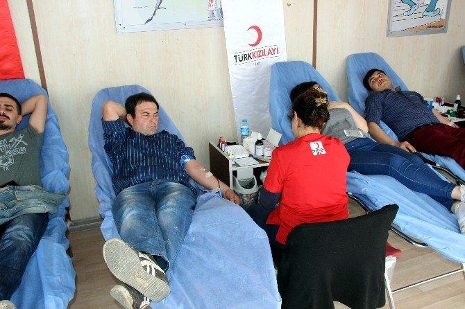 Aydın Büyükşehirden Kan Bağışına Destek
