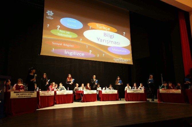 Kültür Merkezleri Öğrencileri Bilgileriyle Yarıştı