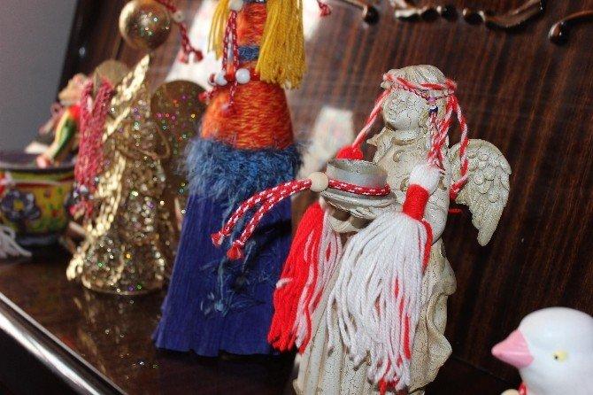 'Baba Marta' Bahar Şenliği İçin Edirne'de Hazırlıklar Tamam