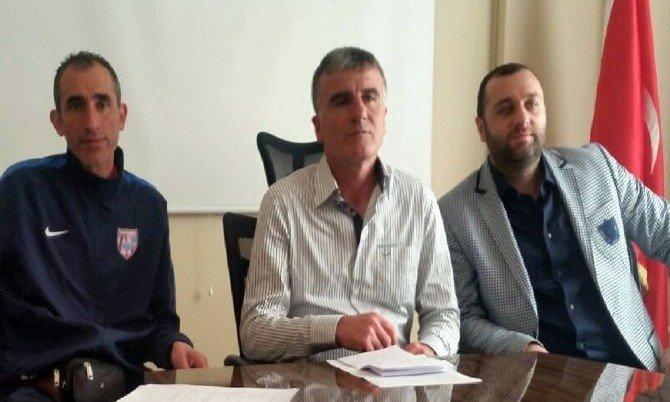 Süngü: ''Futbol Şansı Yanımızda Değildi''
