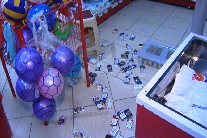 Ankara'da hırsızlık zanlıları 1 saatte 4 iş yerine girdi