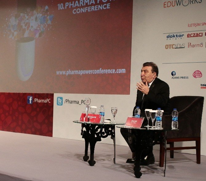 """Berko İlaç Yönetim Kurulu Başkanı Beran: """"Başarılı Girişimin Anahtarı Cesaret Ve Çalışmadır"""""""