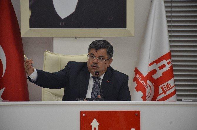 Mart Ayı Belediye Meclis Toplantısı