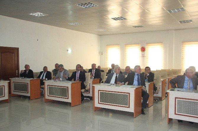 Bilecik İl Genel Meclisi Mart Ayı İlk Birleşimi Yapıldı