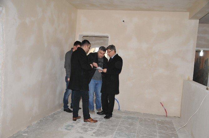Belediye Başkan Yardımcısı Avcıoğlu'ndan Yerinde Denetim