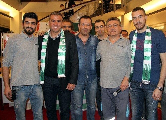 """Hamzaoğlu: """"Sercan Ve Stoch İçin Kulüpleri İle Görüşeceğiz"""""""