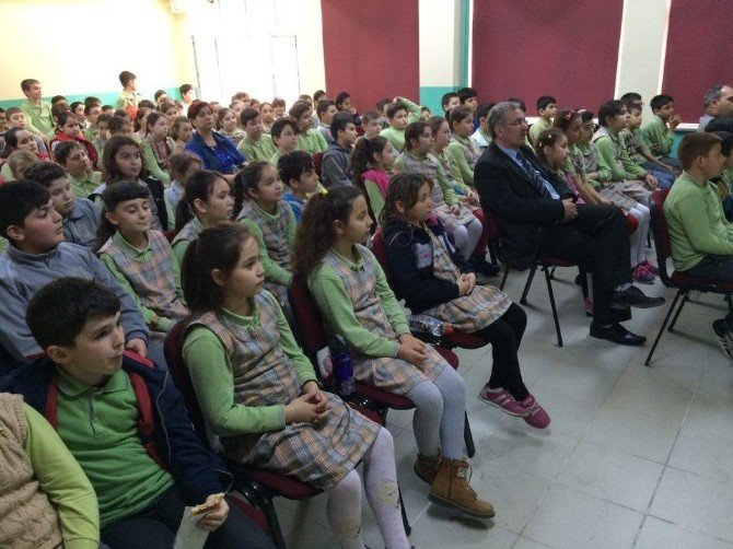 Barbaros Hayrettin Paşa İlkokulunda Deprem Tatbikatı Yapıldı