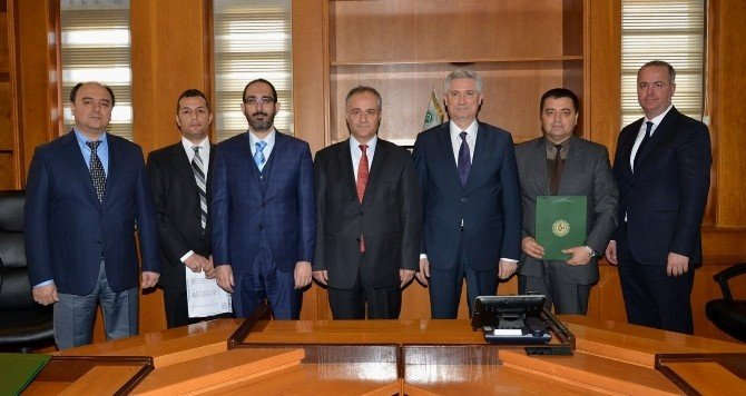 Çukurova Üniversitesi İle Abtü Arasında İşbirliği Protokolü İmzalandı