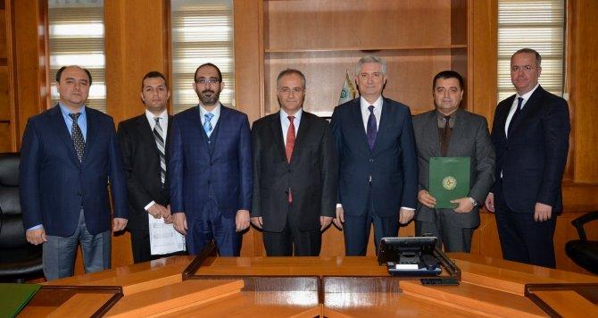 Çukurova Üniversitesi ile BTÜ arasında işbirliği protokolü