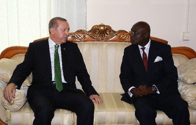 """Erdoğan: """"Bmgk, Suriye'de, Irak'ta Olanlara Müdahale Etmede Bir Aczin İçerisindedir"""""""