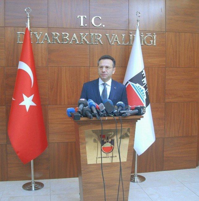 Diyarbakır Valisi'nden 'Sur' Açıklaması