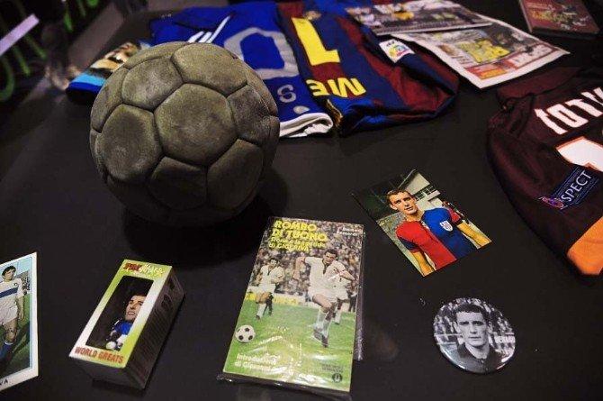 Dünya Futbol Tarihinin En Özel Koleksiyonu İstanbul'da