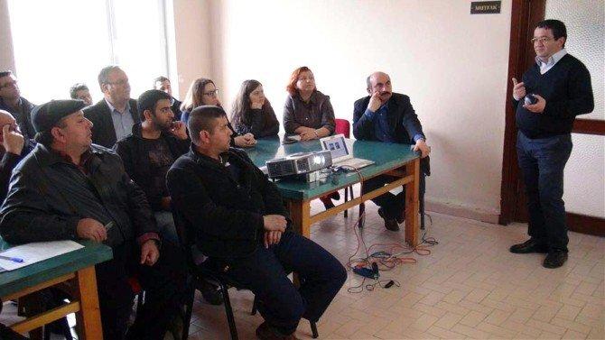 Edirne Belediyesi İş Sağlığı Ve Güvenliği Birimi Eğitim Faaliyetlerine Başladı
