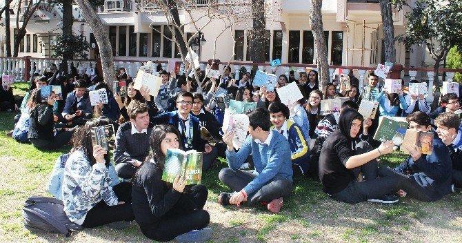 Öğrencilerden Etwinnig Etkinliği