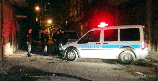 'Dur' İhtarına Uymayan Araç İle Polis Arasında Kovalamaca