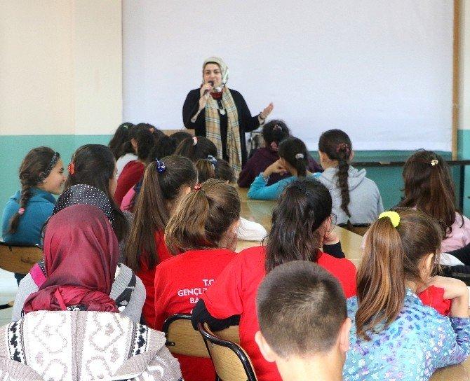 Samsunlu Öğrencilere 'Madde Bağımlılığı Ve Ergen Psikolojisi' Semineri