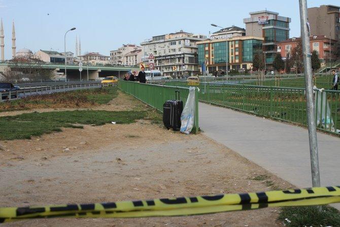 Boş bavul bomba paniğine neden oldu