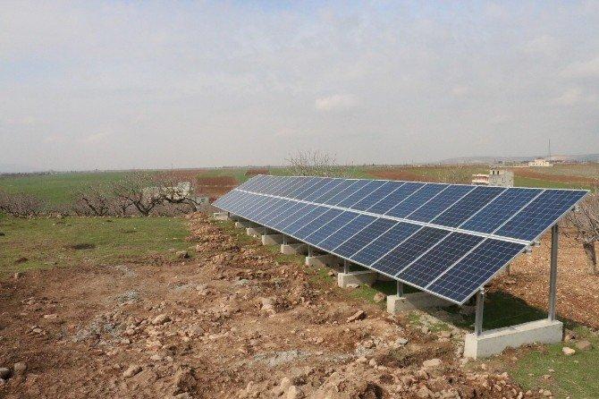İçme Suyu Yenilenebilir Enerji Sistemiyle Vatandaşlara Ulaştırılacak