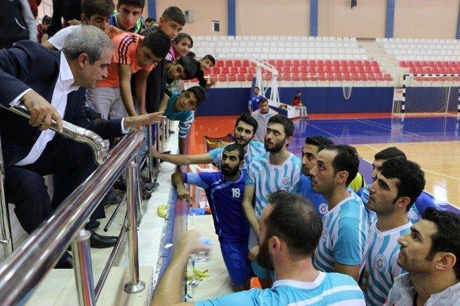 Haliliye Belediyespor Voleybol Takımında Hedef 2. Lig