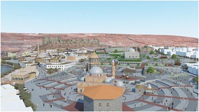 Kars'a Osmanlı Mahallesi Projesi!