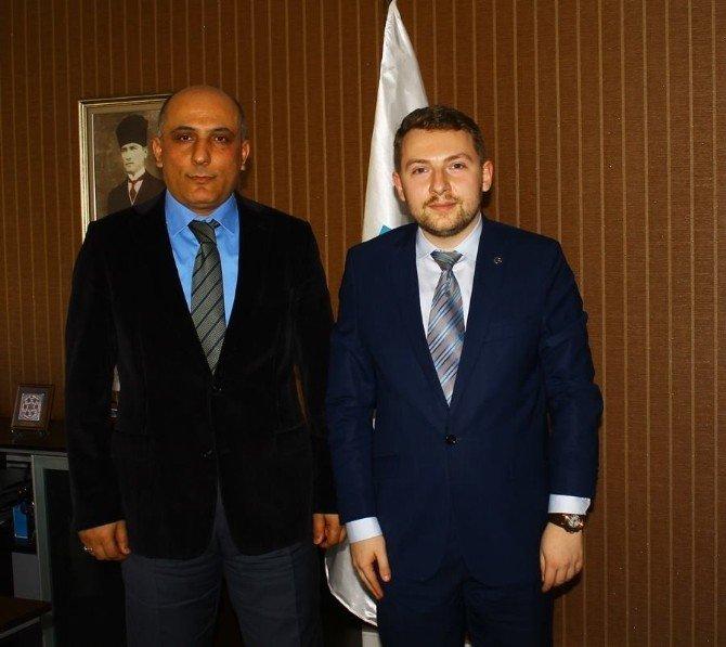 Küçükşabanoğlu, TKDK Ve KOSGEB'i Ziyaret Etti