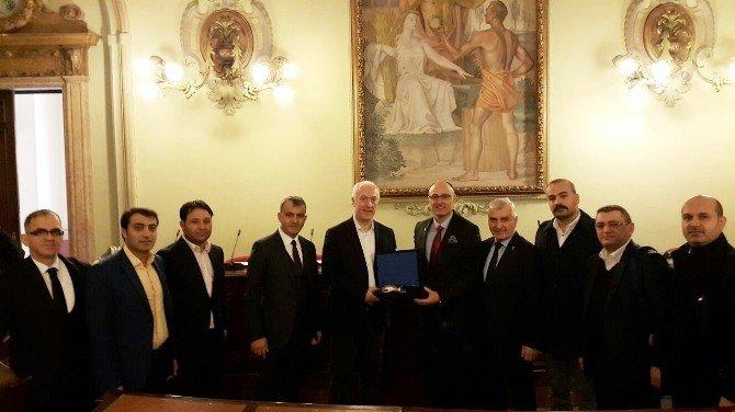 Koto'nun İtalya İş Ve Yatırım Programı Tamamlandı