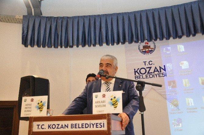 Arıcılık Kozan'da Konuşuldu