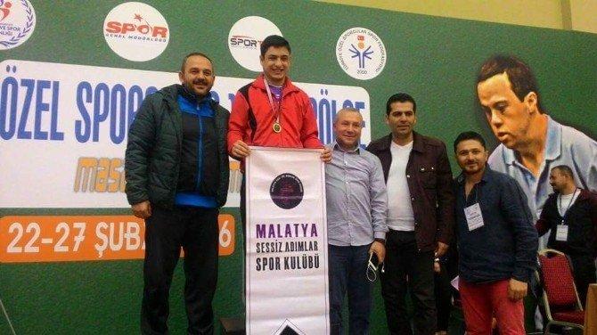 Malatya Sessiz Adımlar Spor Kulübü'nün Büyük Başarısı