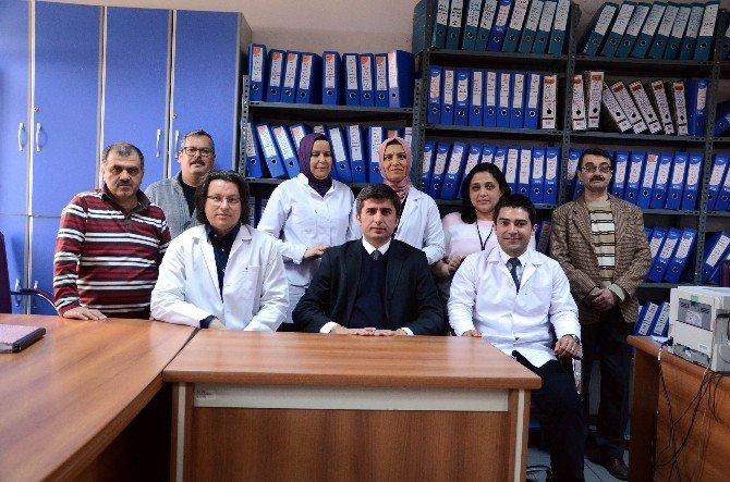 Salihli Devlet Hastanesi'nde Yaşlı Ve Engellilere Jest