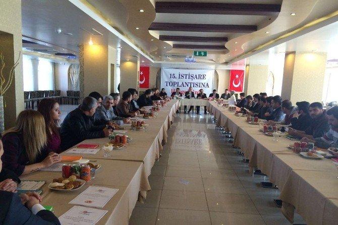 Mardin'de Yapı Denetimi Toplantısı