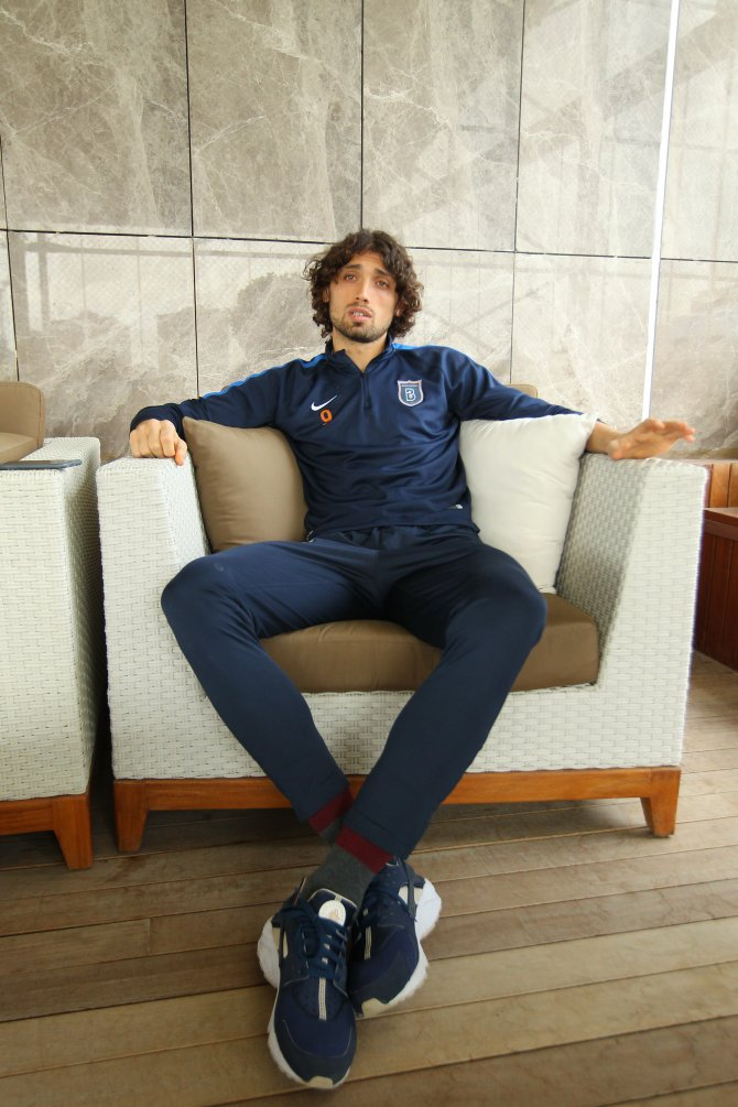 Mehmet Batdal: Avrupa Şampiyonası hayalime her gün biraz daha yaklaşıyorum