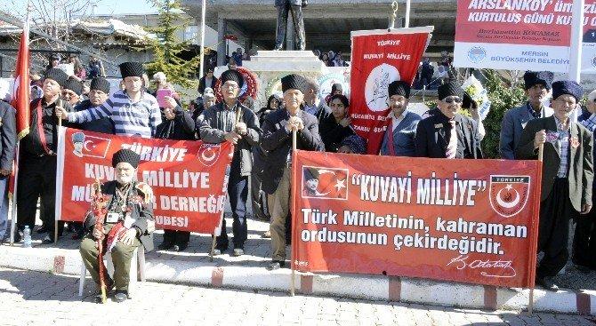Arslanköy'ün Düşman İşgalinden Kurtuluşu Coşkuyla Kutlandı