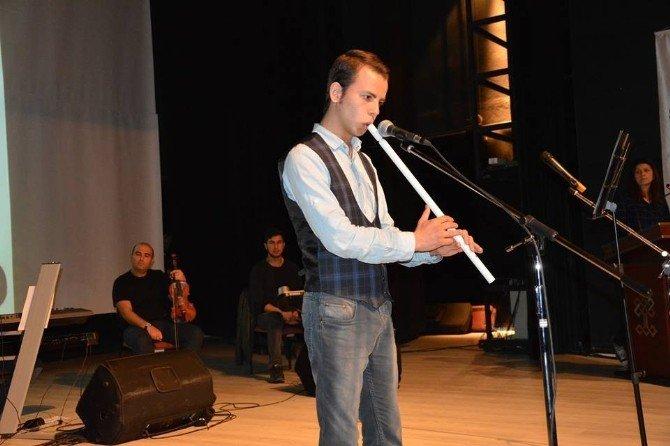 Niğde'de Türk Müziği Yarışması Yapıldı