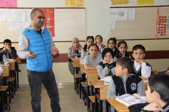 Muş'ta 'Gözümde Mutluluk' Projesi