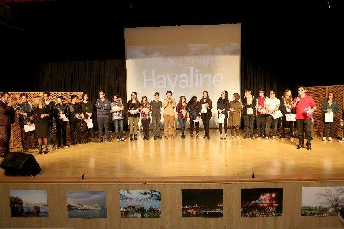İhlas Koleji Öğrencileri İstanbul'u İngilizce Tanıttı