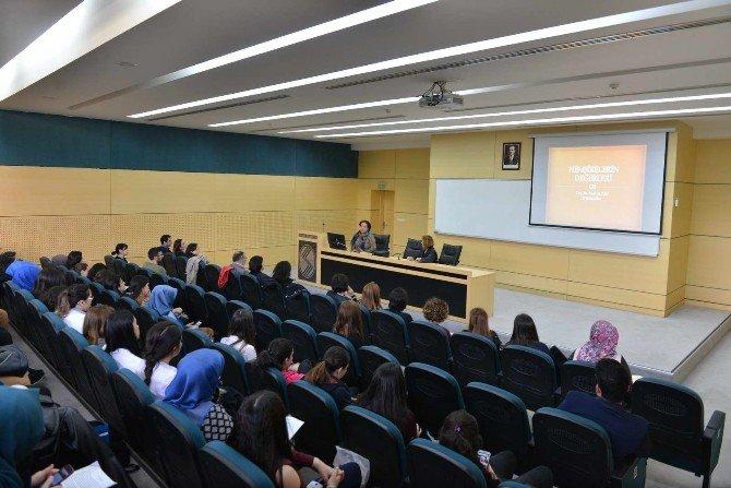 """Sakarya Üniversitesi'nde """"Hemşirelikte Etik"""" Paneli Düzenlendi"""