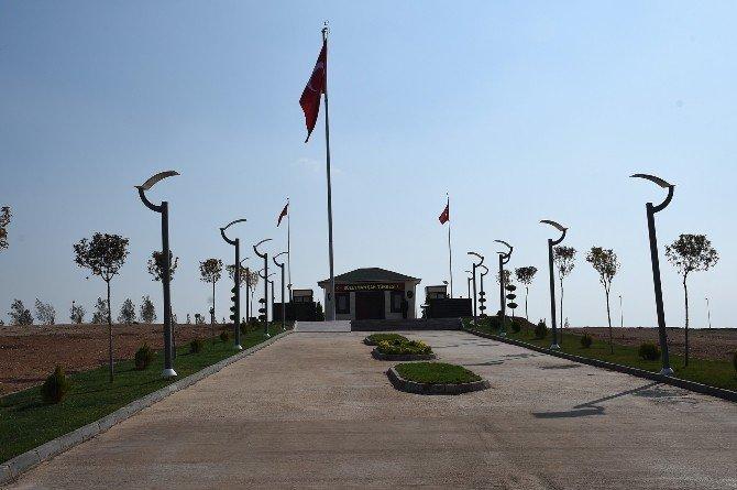 Şanlıurfa Valisi İzzettin Küçük, Süleyman Şah Türbesi'ni Ziyaret Etti