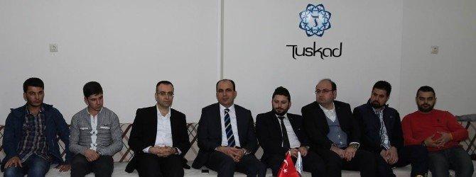 Başkan Altay, Tuskad'a Selçuklu'yu Anlattı