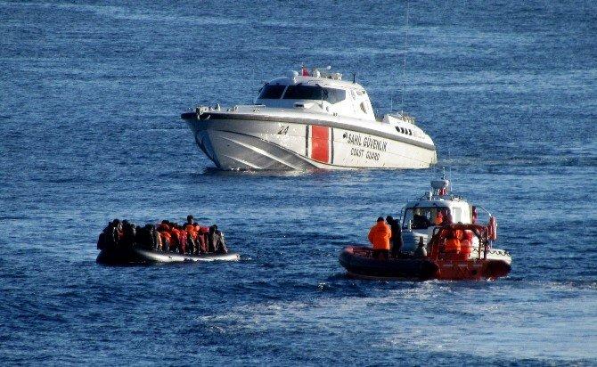 Sığınmacılar İçin Ege Denizinde 'Karakol' Kuruluyor
