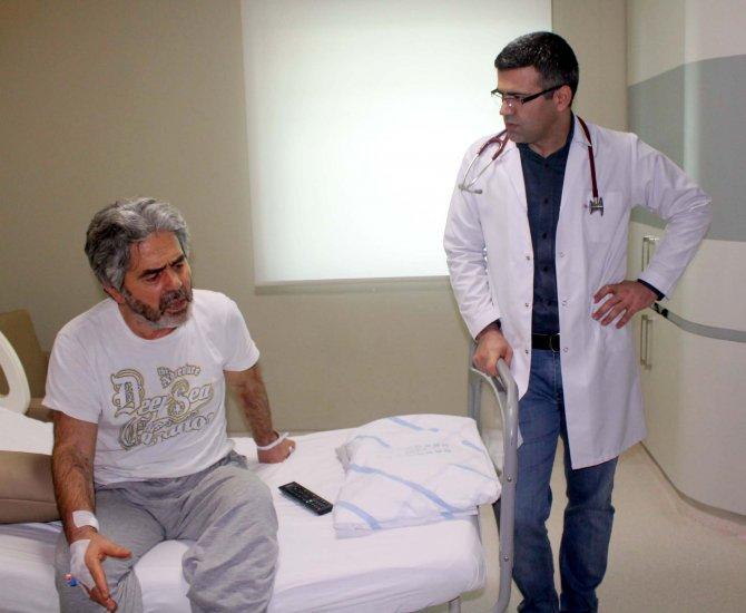 Hamamda kalp krizi geçiren hastanın damarlarının kapalı olduğu ortaya çıktı