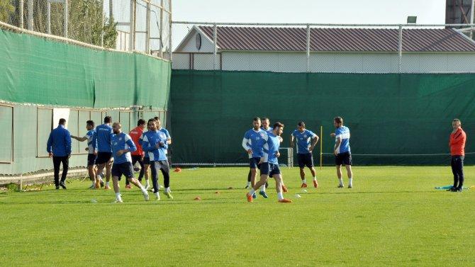 Antalyaspor'un Kasımpaşa hazırlıkları başladı