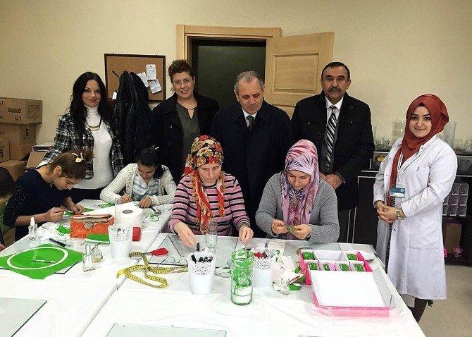 Tekirdağ Valisi Salihoğlu Sodam'ı Ziyaret Etti