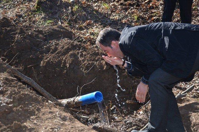 Yatay Sondajla Köye İçme Suyu