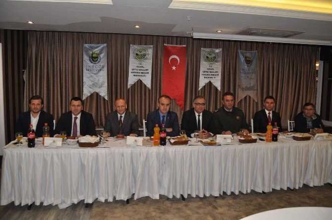 İnegöl Çiftçi Malları Koruma Meclisi Toplandı