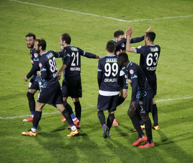 Çaykur Rizespor: 1 – Medipol Başakşehir: 0