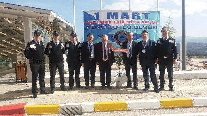 Türkiye'de İlk Kez '1 Mart Havalimanı Güvenlik Memurları' Günü Kutlandı