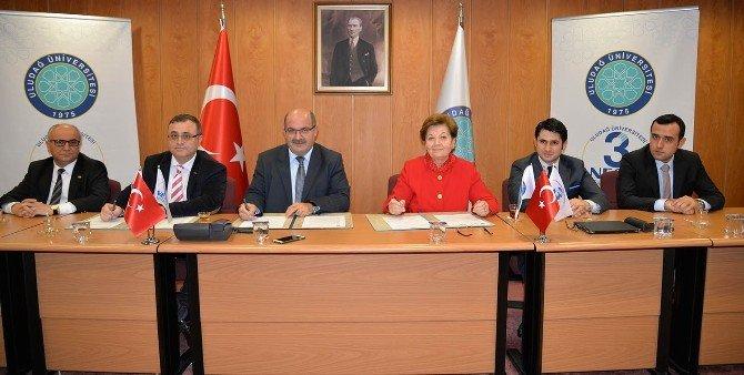 Uludağ Üniversitesi İle Coşkunöz'den Eğitim İşbirliği